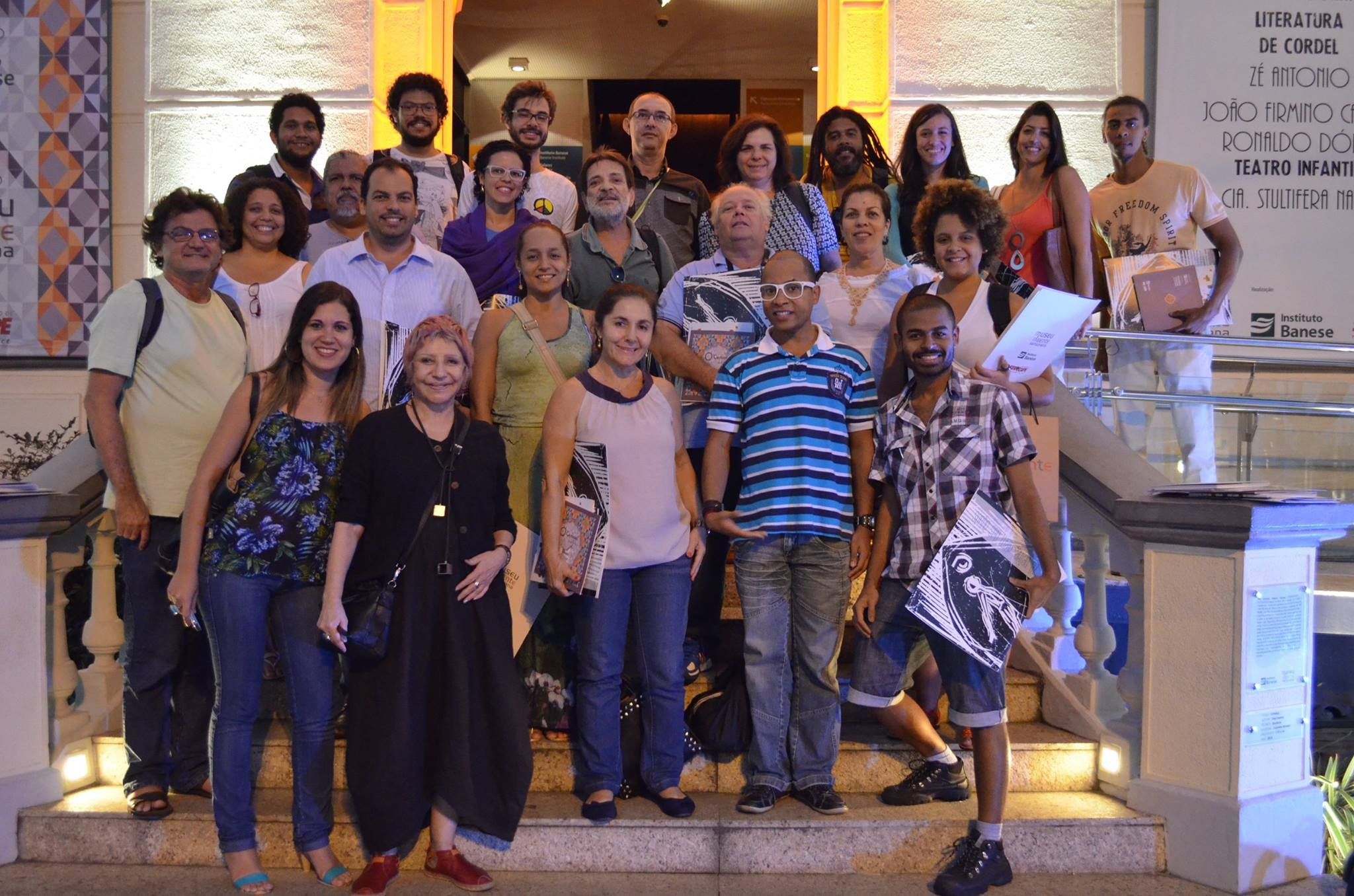 IHAC-UFBA conclui em Olinda segunda turma do Curso de Especialização em Gestão Cultural no Nordeste