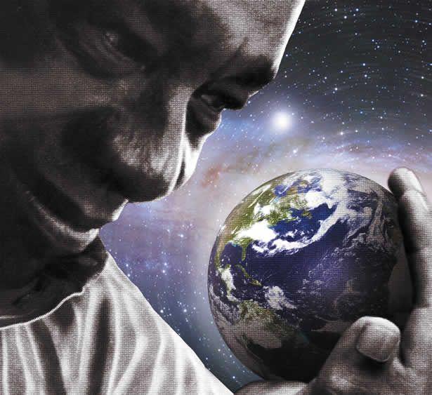 Contemporaneidade em Imagens: Milton Santos – por uma outra globalização