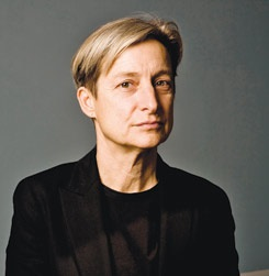 Transmissão online da Conferência de Judith Butler