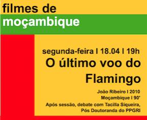 Labmundo e PPGRI promovem mostra do cinema moçambicano