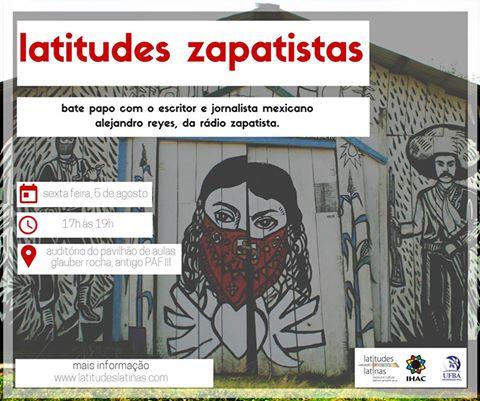 Bate-papo: Latitudes Zapatistas