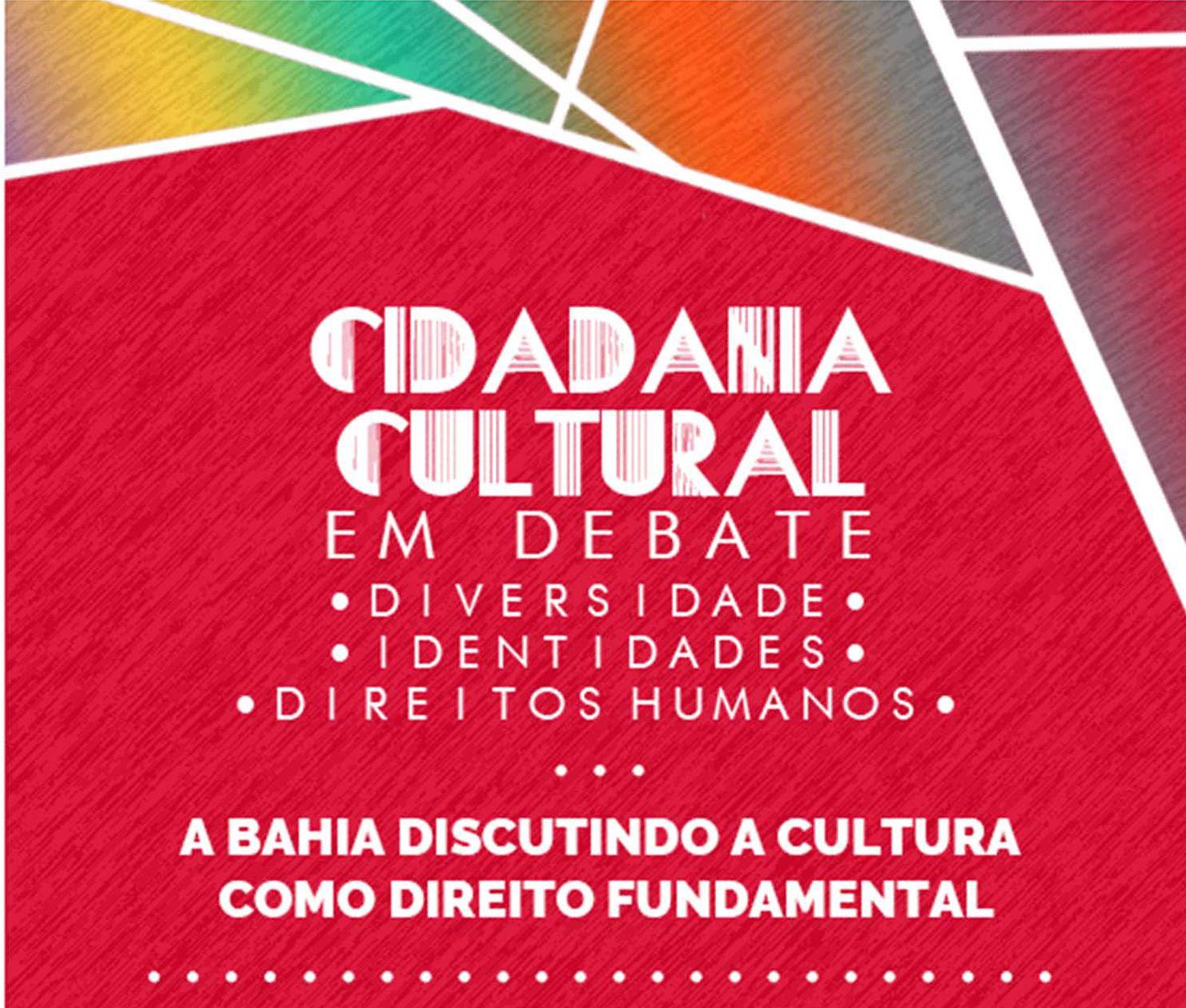 Cultura LGBT é tema da 2ª edição do Cidadania Cultural em Debate