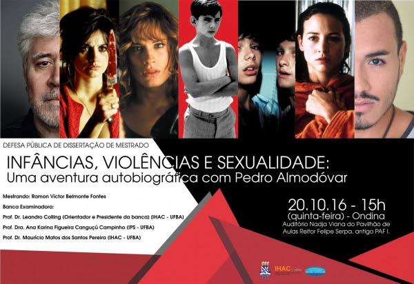 Integrante do CUS defende dissertação sobre abuso sexual em crianças