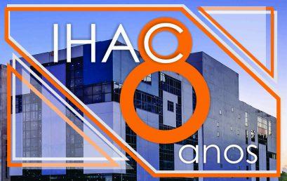 IHAC completa 8 anos neste 3 de novembro