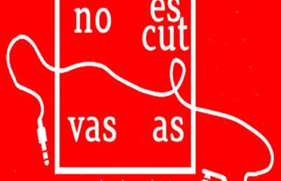 NOVAS ESCUTAS: SESSÕES DE CULTURA ELETRÔNICA