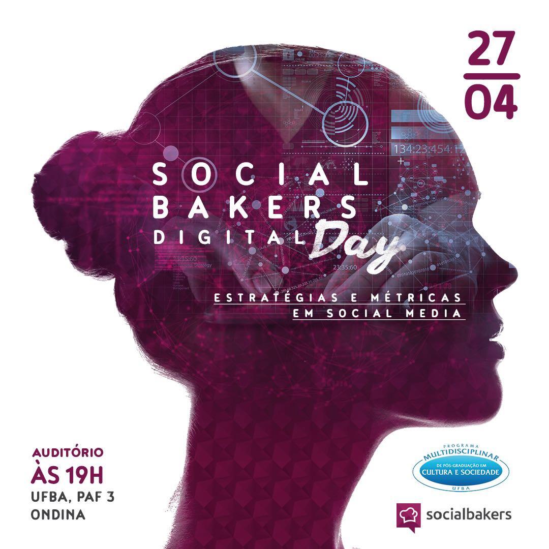 Socialbackers Digital Day acontece no dia 27 de abril na UFBA