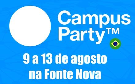 UFBA na Campus Party Bahia 2017