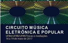 Circuito Música Eletrônica e Popular acontece entre os dias 16 e 19 de maio em Cachoeira/São Félix, Santo Amaro e Salvador