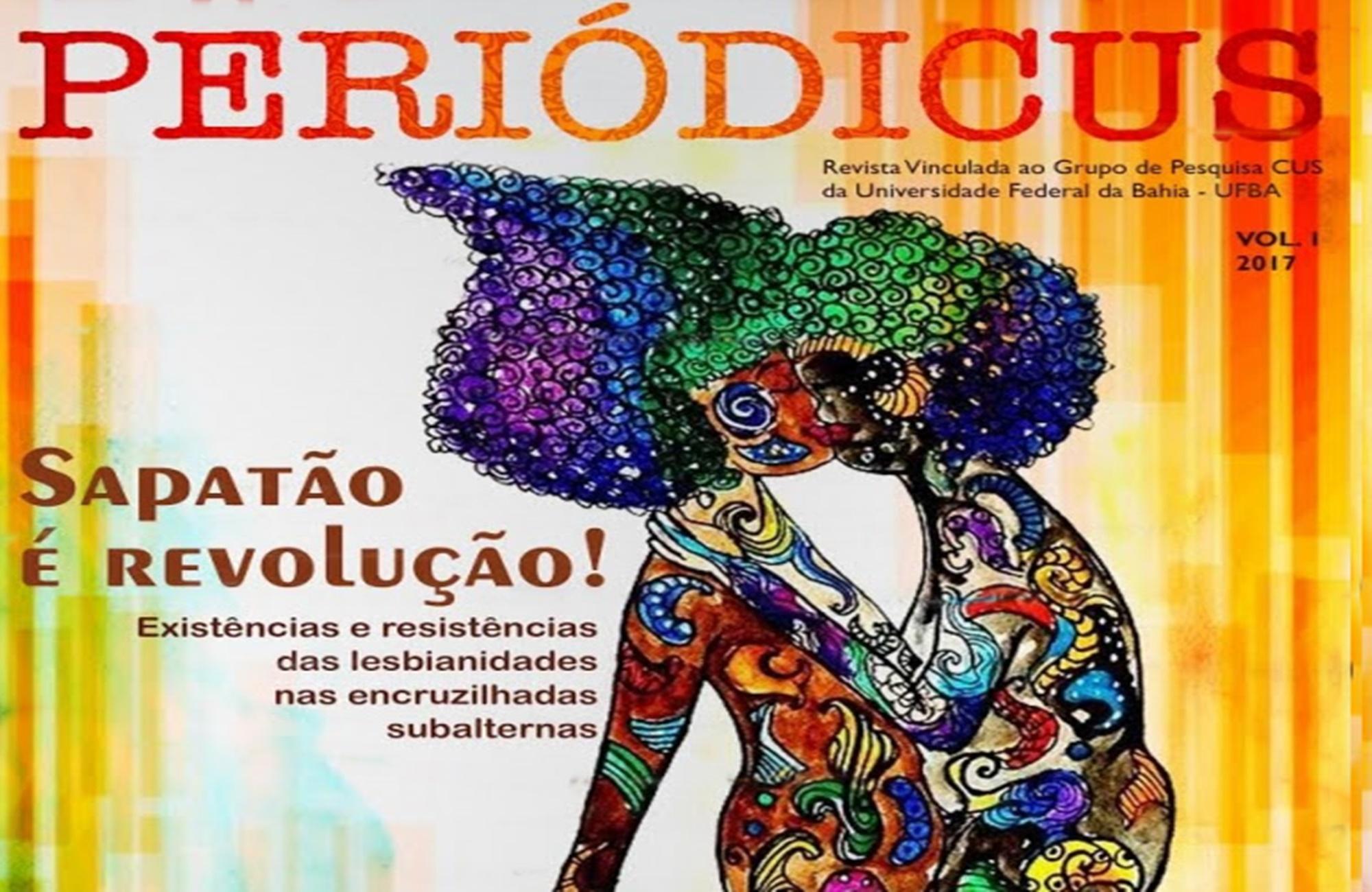 O Grupo de Pesquisa em Cultura e Sexualidade (CUS) Lança a Sétima Edição da Revista Periódicus
