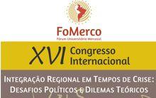 Submissão de Trabalhos para o Congresso FoMerco segue até 24 de Julho