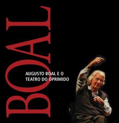 A Pró-Reitoria de Extensão Apresenta Mais uma Edição do Cinemas em Rede exibindo Documentário  de Augusto Boal e o Teatro do Oprimido