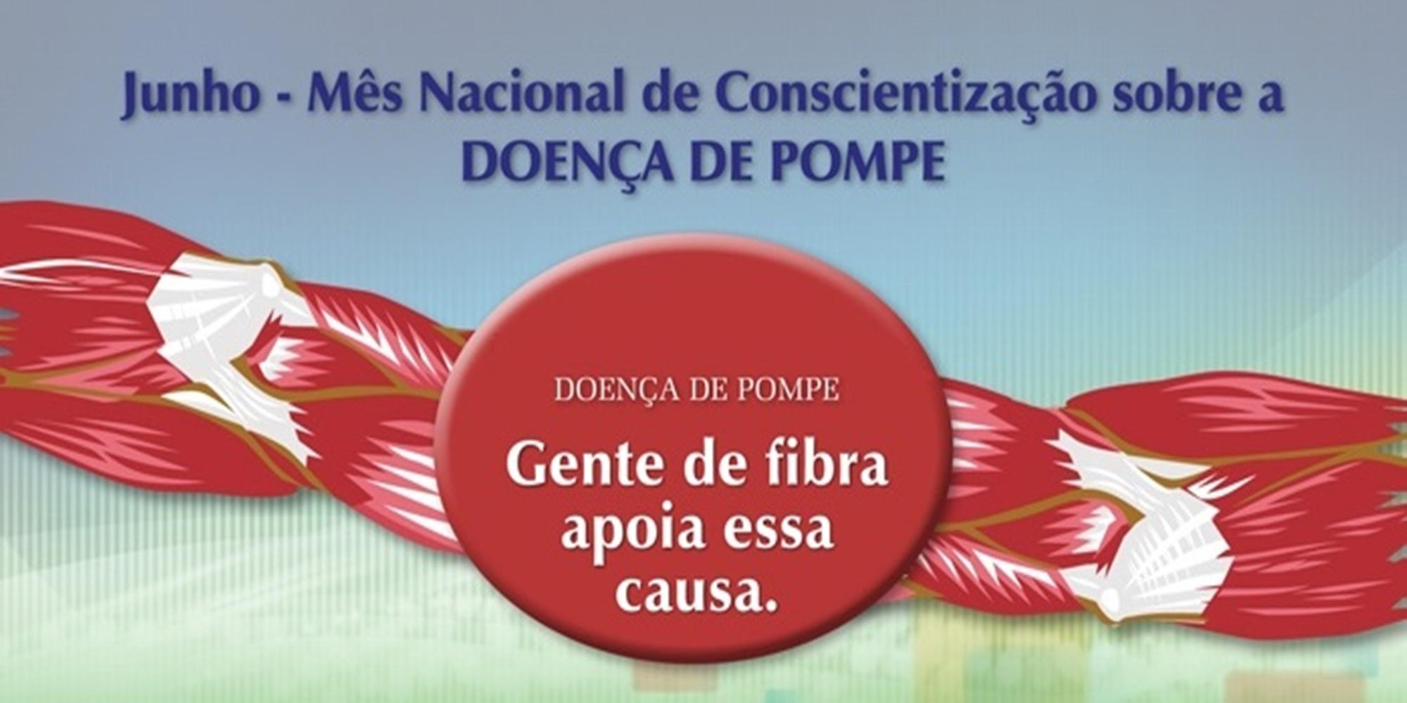 CANCELADO | Academia Brasileira de Neurologia (ABN), em Parceria com a Liga Acadêmica de Genética Médica Promovem Ação para a Conscientização da Doença de Pompe