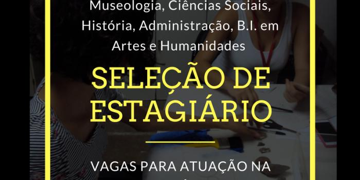 Museu de Arqueologia e Etnologia da UFBA abre vagas para estagiários