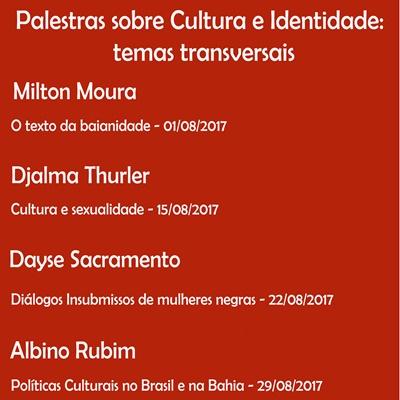 Políticas Culturais no Brasil e na Bahia