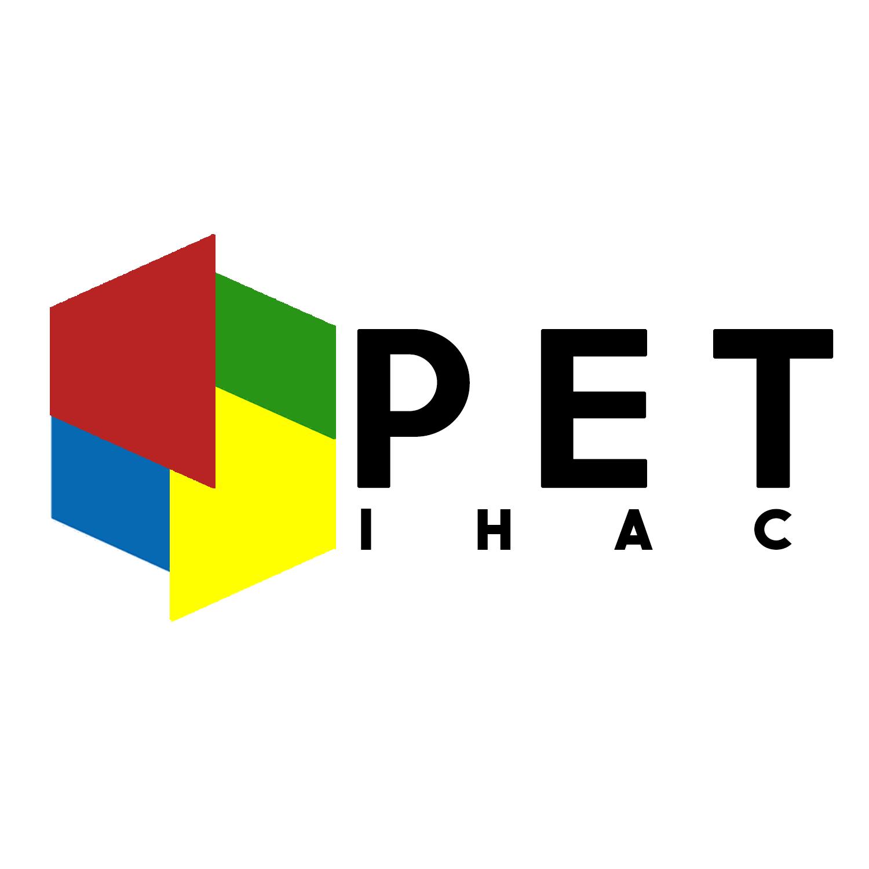 PET-IHAC ganha nova logomarca desenvolvida por estudante do BI em Humanidades