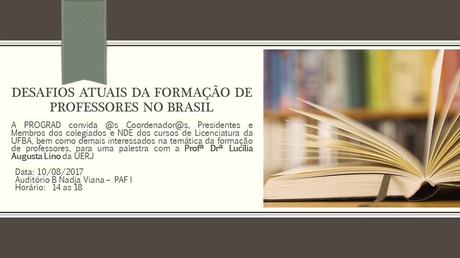 Professora do IPS/UFBA oferece vagas para os BI em curso de extensão