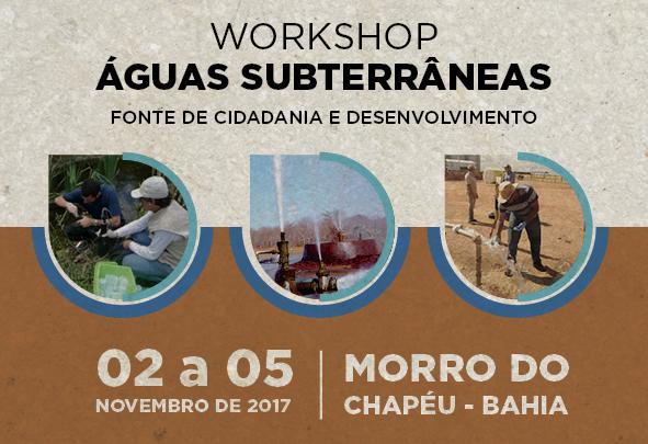 UFBA em parceria com ABAS e NEHMA realizam workshops sobre águas subterrâneas em cidades do estado da Bahia