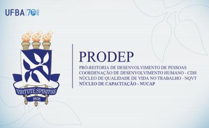 PRODEP divulga programação da Semana do Servidor Público 2017