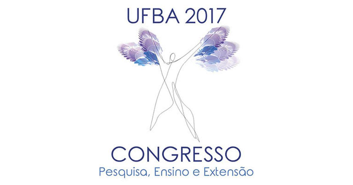 PROEXT divulga a programação completa do Congresso da UFBA 2017