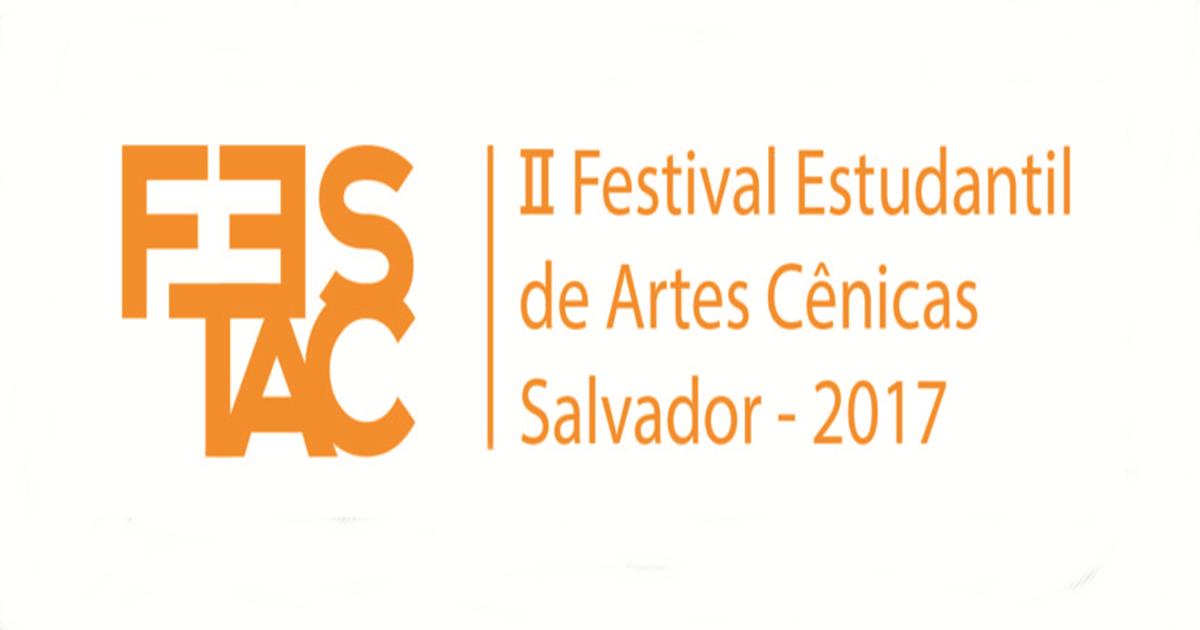 II Festival Estudantil de Artes Cênicas  abre chamada de trabalhos para produções estudantis