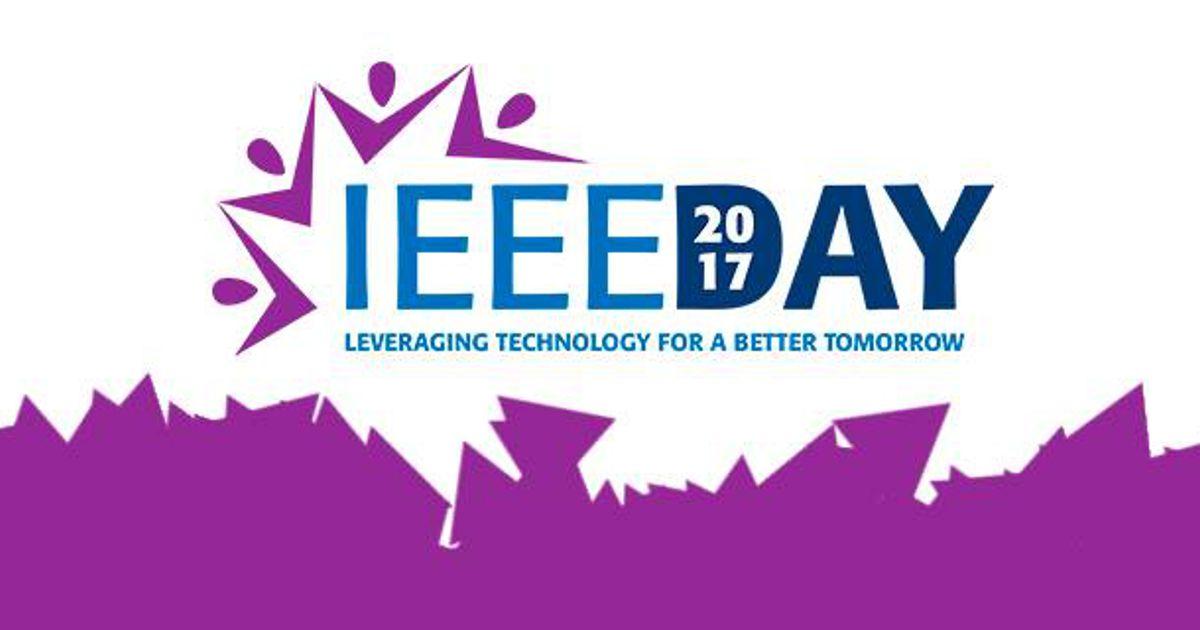 IEEE Ramo UFBA realiza o IEEE Day 2017