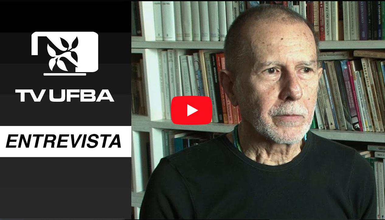 TV UFBA entrevista o professor Renato da Silveira