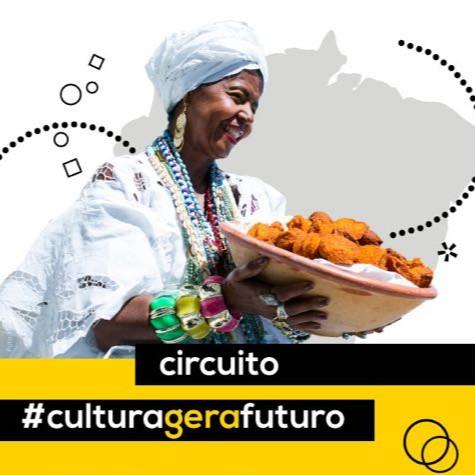 Circuito #culturagerafuturo acontece em Salvador no mês de maio