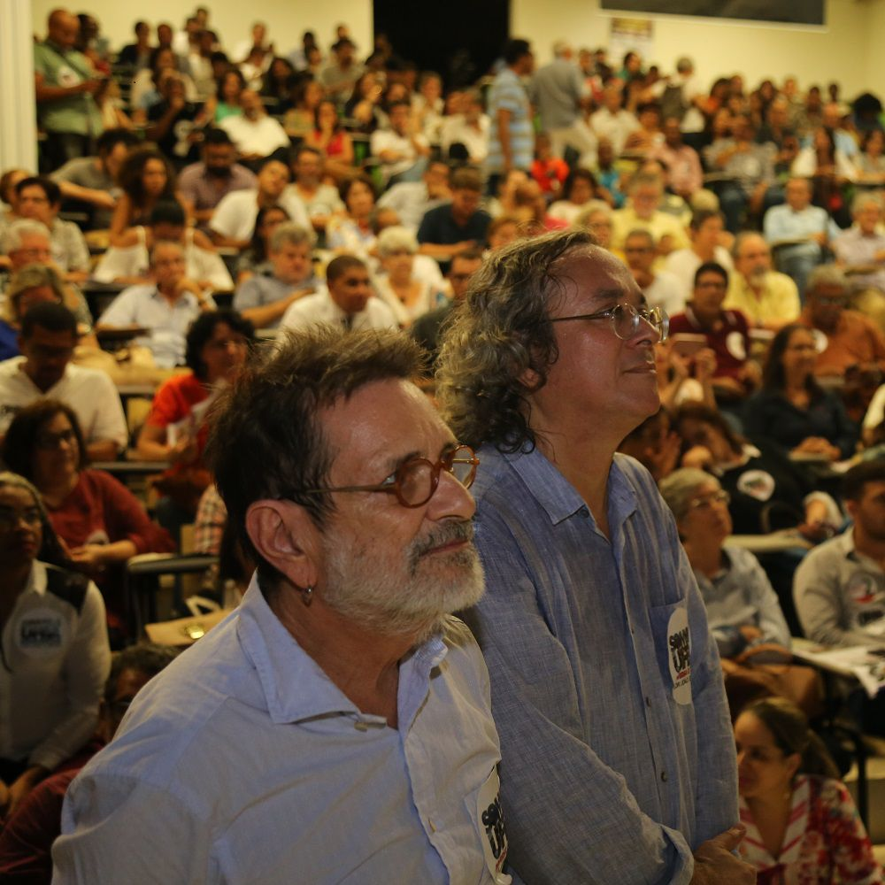 Chapa de João Carlos Salles e Paulo Miguez promove encontro no IHAC