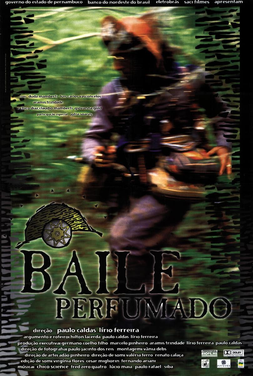 Cinemas em Rede de junho apresenta 'Baile perfumado', de Lírio Ferreira e Paulo Caldas