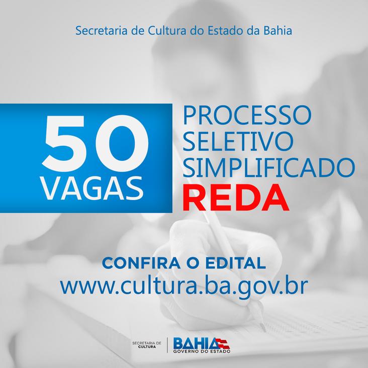 SecultBA retifica edital de seleção para incluir egressos dos BI em Humanidades e Artes