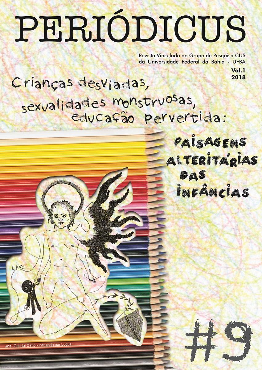 Revista Periódicus lança nona edição com dossiê sobre crianças desviadas