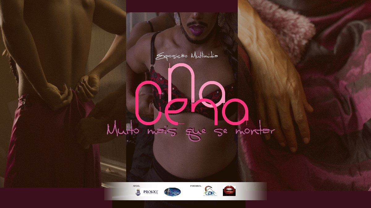 Exposição multimídia conta as vivências de drag queens nascidas na residência universitária da UFBA