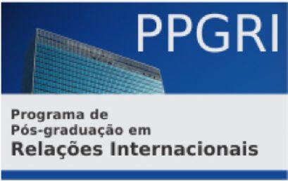 PPGRI prorroga até 2 de agosto a data limite para inscrições no processo seletivo de alunos especiais 2018.2
