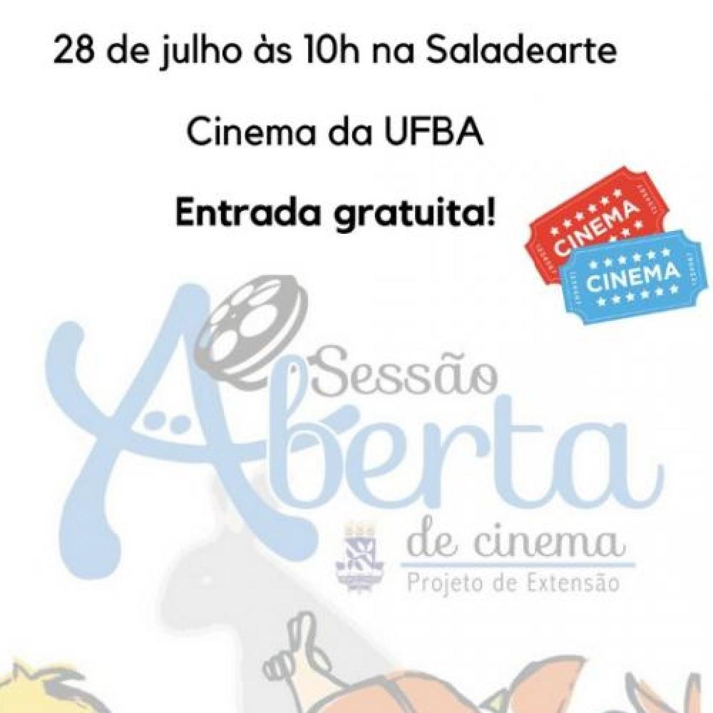 """Sessão Aberta de Cinema de julho exibe """"As Aventuras de Robinson Crusoé"""" com Roda de Conversa"""