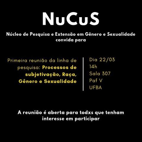 NUCUS/UFBA lança chamada pública para integrantes de nova linha de pesquisa e extensão