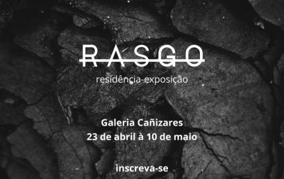 Coletivo METEMÃO convida estudantes e artistas para Residência-Exposição Artística RASGO