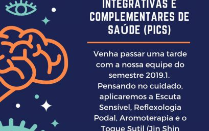 """ACCS """"Cuidadoteca"""" convida para Laboratório de Habilidades em Práticas Integrativas e Complementares de Saúde (PICS)"""