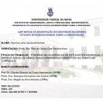 Letramento Digital e gestores bibliográficos: uma possibilidade nos Bacharelados Interdisciplinares da UFBA