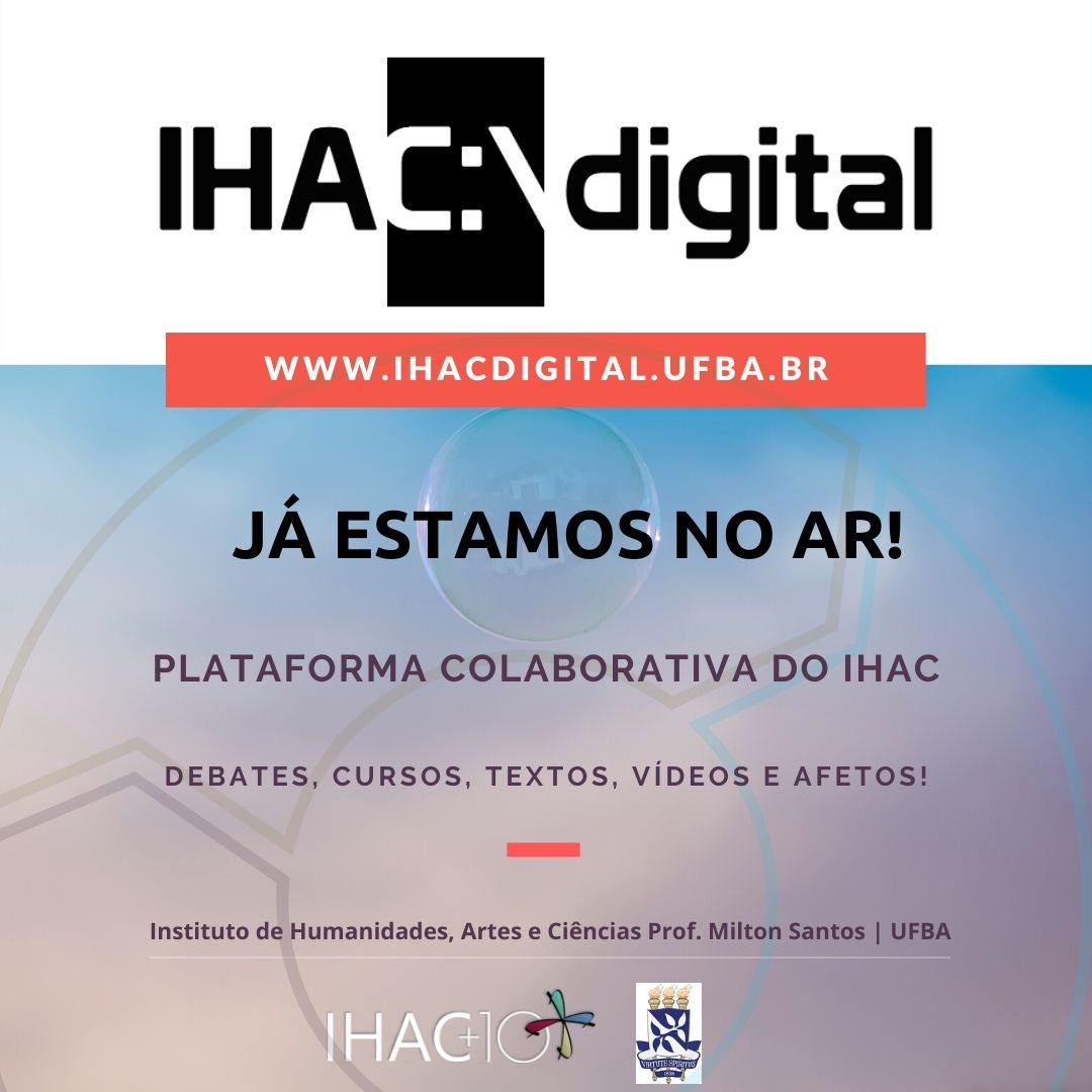 IHAC Digital – Estamos no ar!
