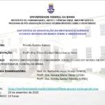 Museu universitário e comunidade local: o caso do Museu de Arte Sacra da Universidade Federal da Bahia