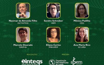 Plataforma que disponibiliza panorama dos cursos de medicina no Brasil será lançada nesta quarta (14)