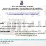 Autoavaliação institucional: democracia e participação em uma universidade pública federal