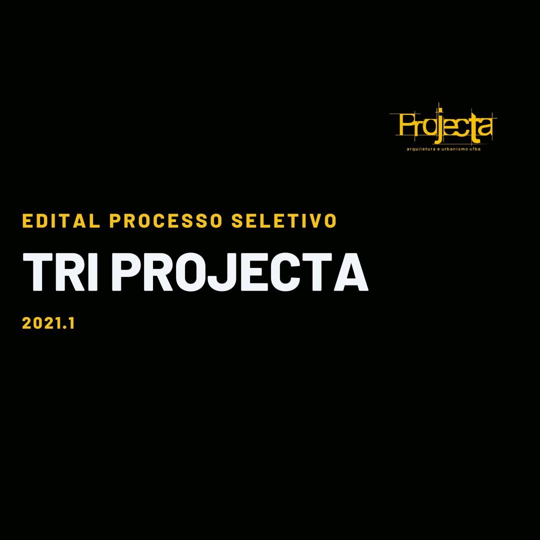 Projecta seleciona novos membros no semestre 2021.1