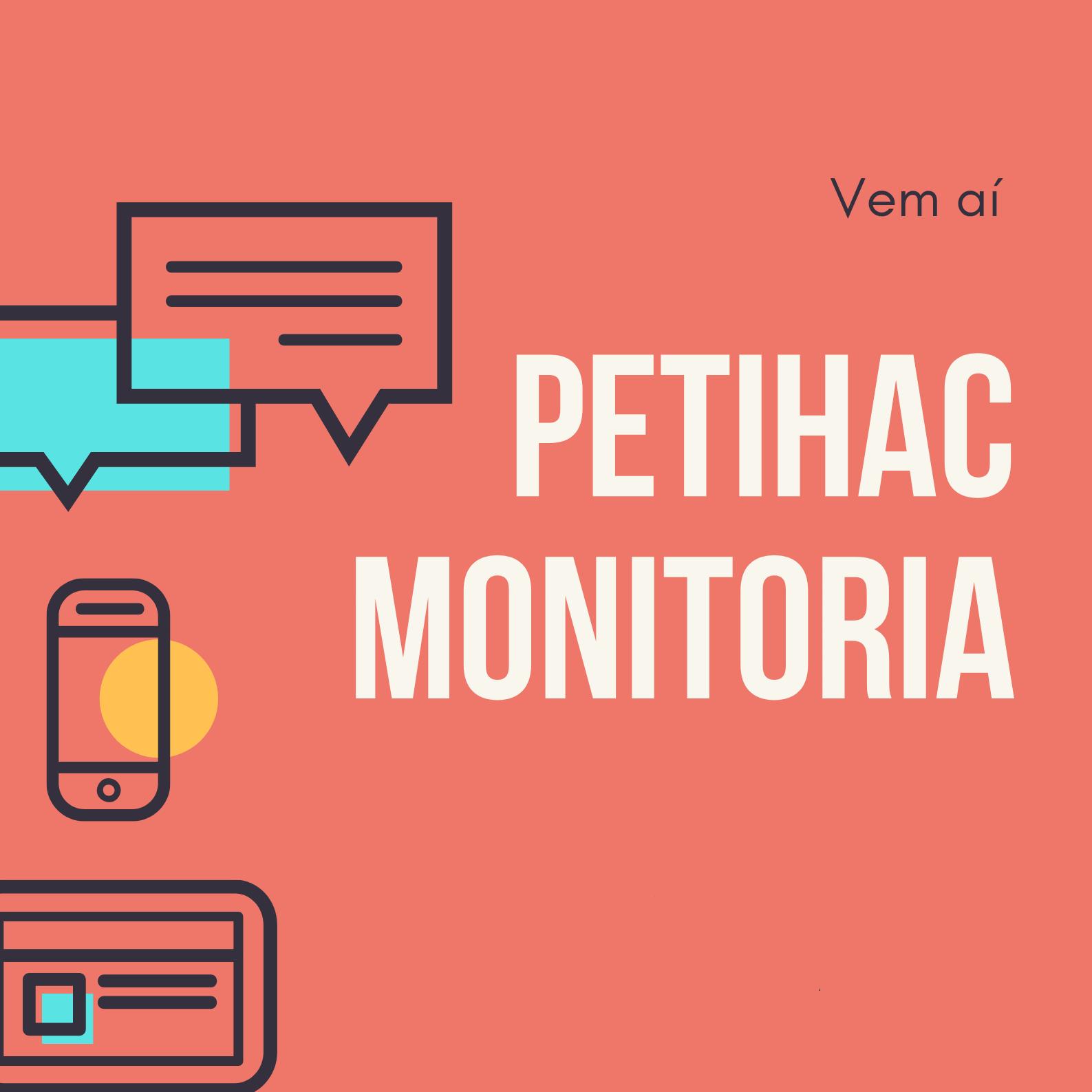 """""""PET IHAC Monitoria"""" recebe inscrições até 18 de abril"""