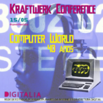 Rede Digitalia promove o Kraftwerk Conference em homenagem aos 40 anos do disco Computer World