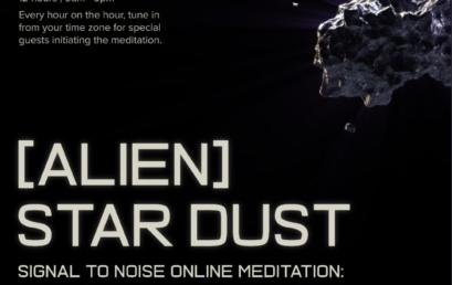 Ecoarte marca presença no [ALIEN] STAR DUST – SIGNAL TO NOISE