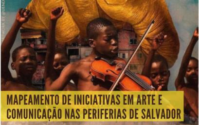Mapeamento de Iniciativas em Arte e Comunicação em Salvador recebe cadastros de coletivos