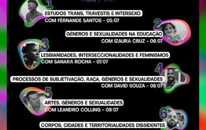 NuCuS Conecta populariza conceitos e discussões sobre gêneros e sexualidades