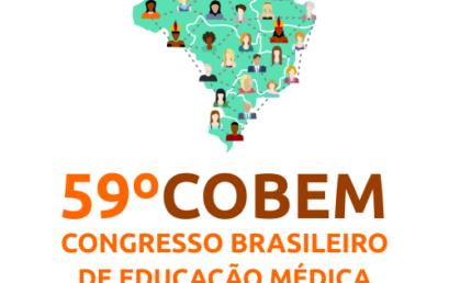 Docentes do PPGEISU participam do 59º Congresso Brasileiro de Educação Médica (COBEM)