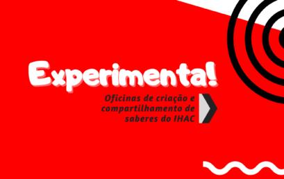 "NEXT inicia projeto ""Experimenta!"" com ""Oficina de Escrita Experimental"""